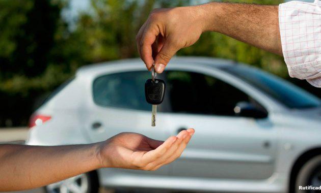 Patente de auto